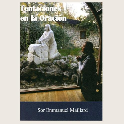 """Libro """"Tentaciones en la oración"""" Dólares"""