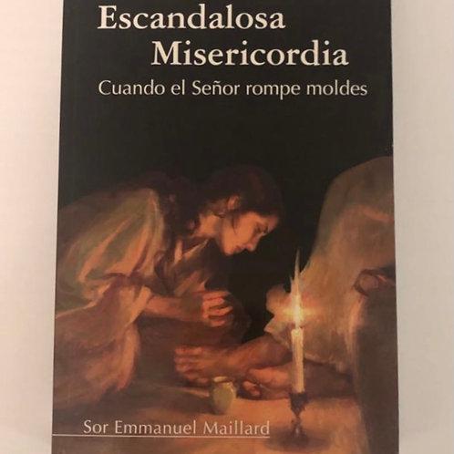 """Libro """"ESCANDALOSA MISERICORDIA""""  Dólares"""