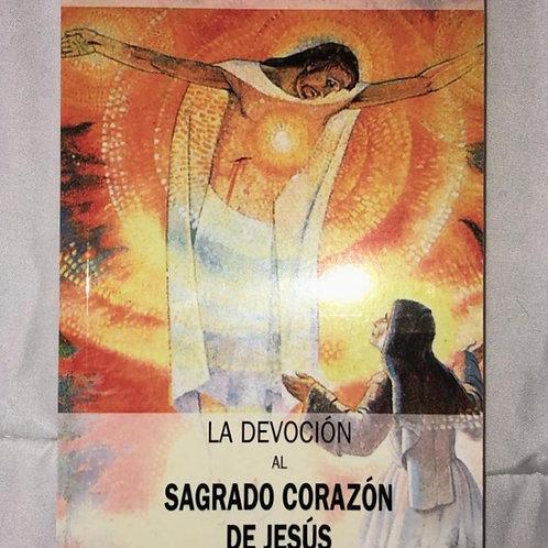 """Libro """"LA DEVOCIÓN AL SAGRADO CORAZÓN DE JESÚS  """"  Dólares"""