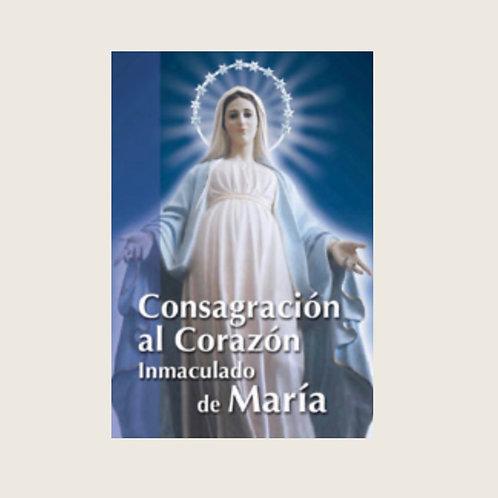 """Libro: """"Consagración al Inmaculado Corazón de María"""""""