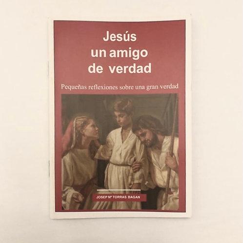 """Libro """"JESÚS UN AMIGO DE VERDAD""""  Dólares"""