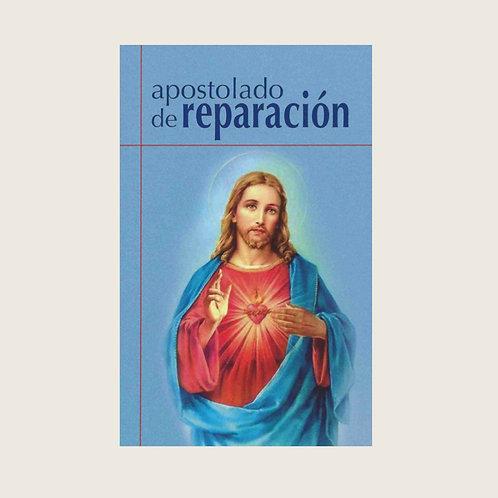 """Libro: """"Apostolado de reparación"""""""