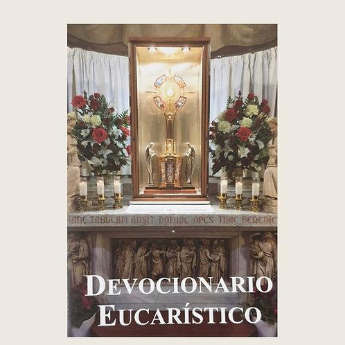 """Libro: """"Devocionario eucarístico"""""""