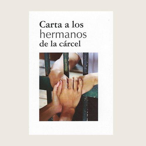 """Libro: """"Carta a los hermanos de la cárcel"""""""