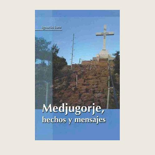 """Libro: """"Medjugorje, hechos y mensajes"""""""