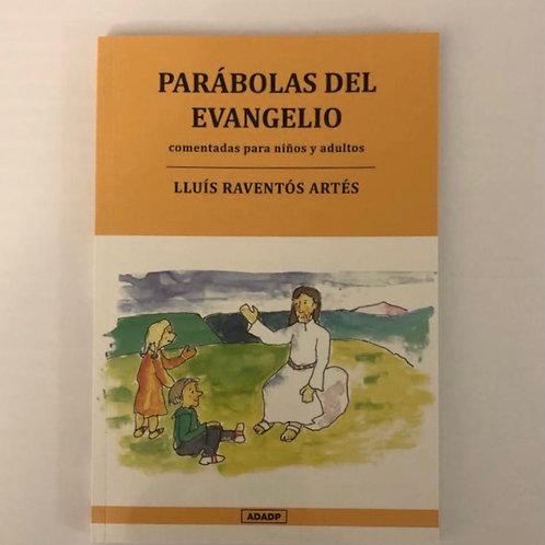 """Libro """"PARÁBOLAS DEL EVANGELIO""""  Dólares"""
