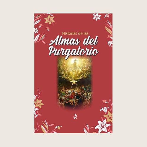 """Libro """"Historias de las almas del Purgatorio"""" L007 Dólares"""