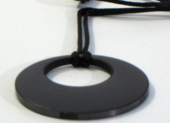 Collier ajustable en Shungite