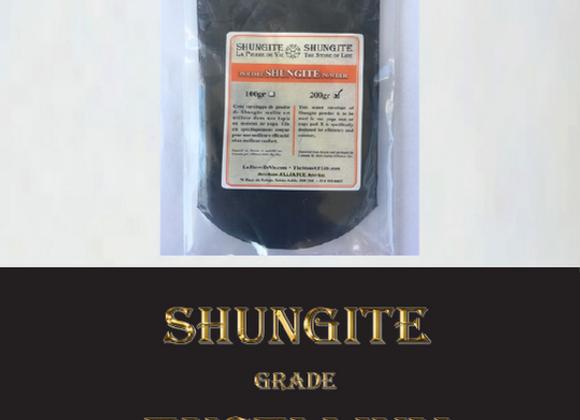 Sachet de poudre de Shungite 200gr