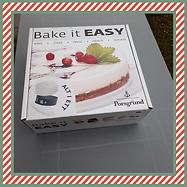Gevinst 58 - Bake It Easy kakefat fra Ka