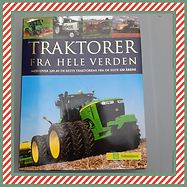 Gevinst 24 - Traktorbok Felleskjøpet Øye