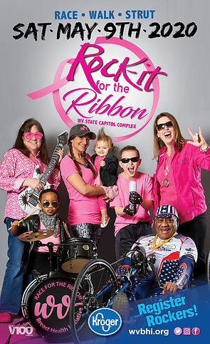 2020 Rock-It For The Ribbon Poster