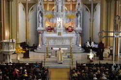 Easter Mass