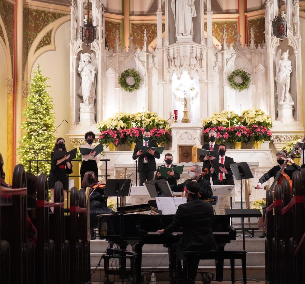 Christmas Concert 2020