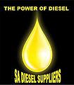 sa diesel drop logo