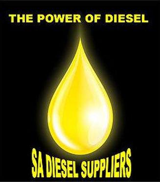 Diesel droplet