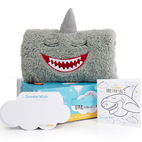 Individual Sharkie Dreamimal (Without Daydreamimal Hand Sanitiser Bottle)