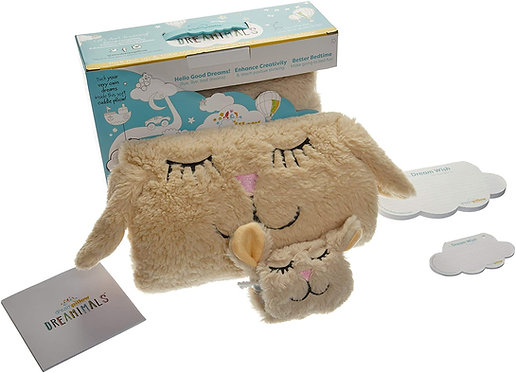Two Lamby Dream Pillow Better Sleep Aid & Special Space Reminding Hand Sanitiser