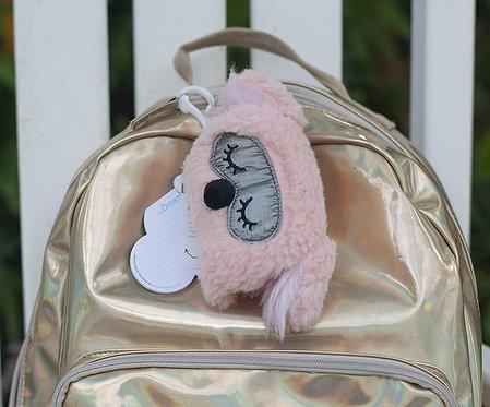 Kids Character Travel Backpack Keyring & Refillable Hand Sanitiser Bottle 60ml