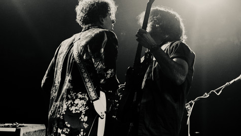 Jeffery & Spencer of The Band Camino