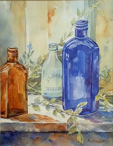 Old Westerly Bottles