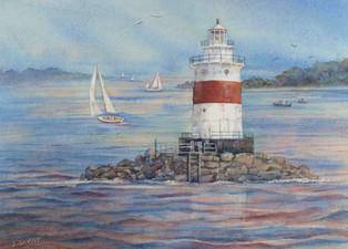 Latimer Point Lighthouse