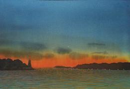 Dawn at Montauk