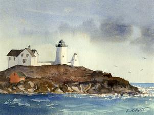 New England Lighthouse