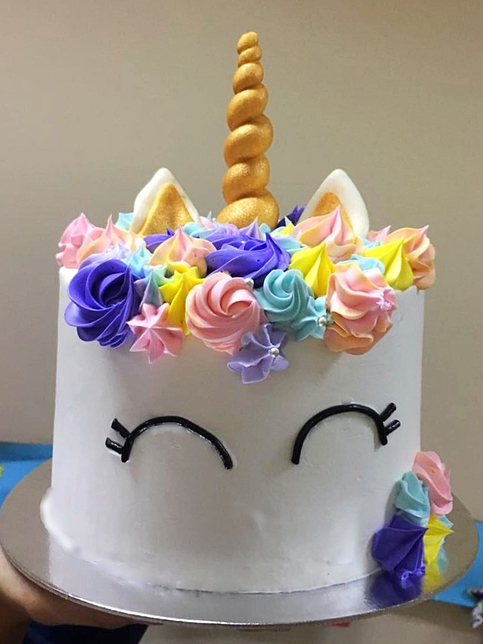 Unicorn Cake by Flourish Cakes and Pastries