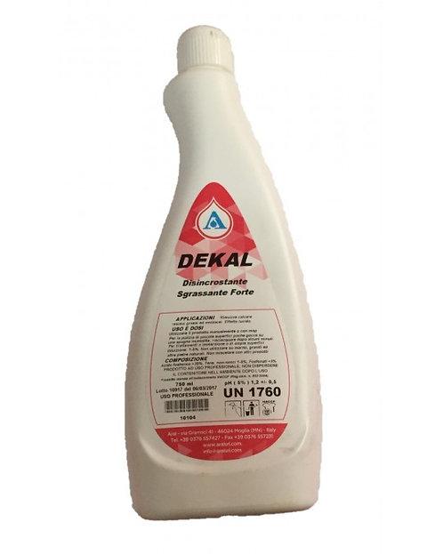 DEKAL / SIRIO  BASIC ML.750 DISINCROSTANTE