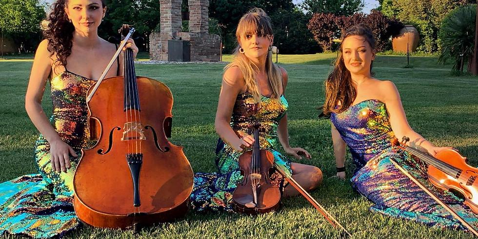Aperitivo con violiniste e musica dal vivo
