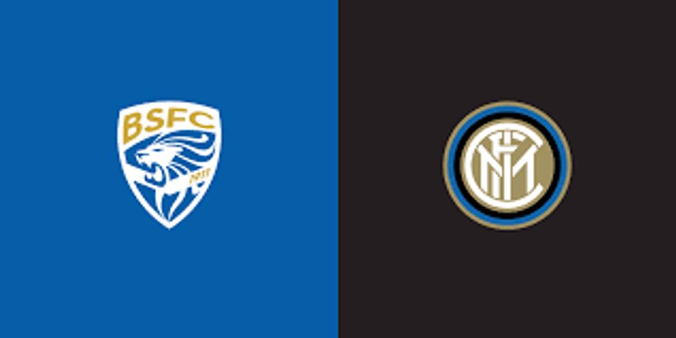 Serie A Inter - Brescia