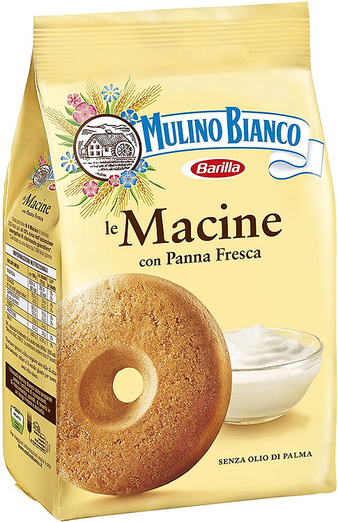 MULINO BIANCO MACINE 350G