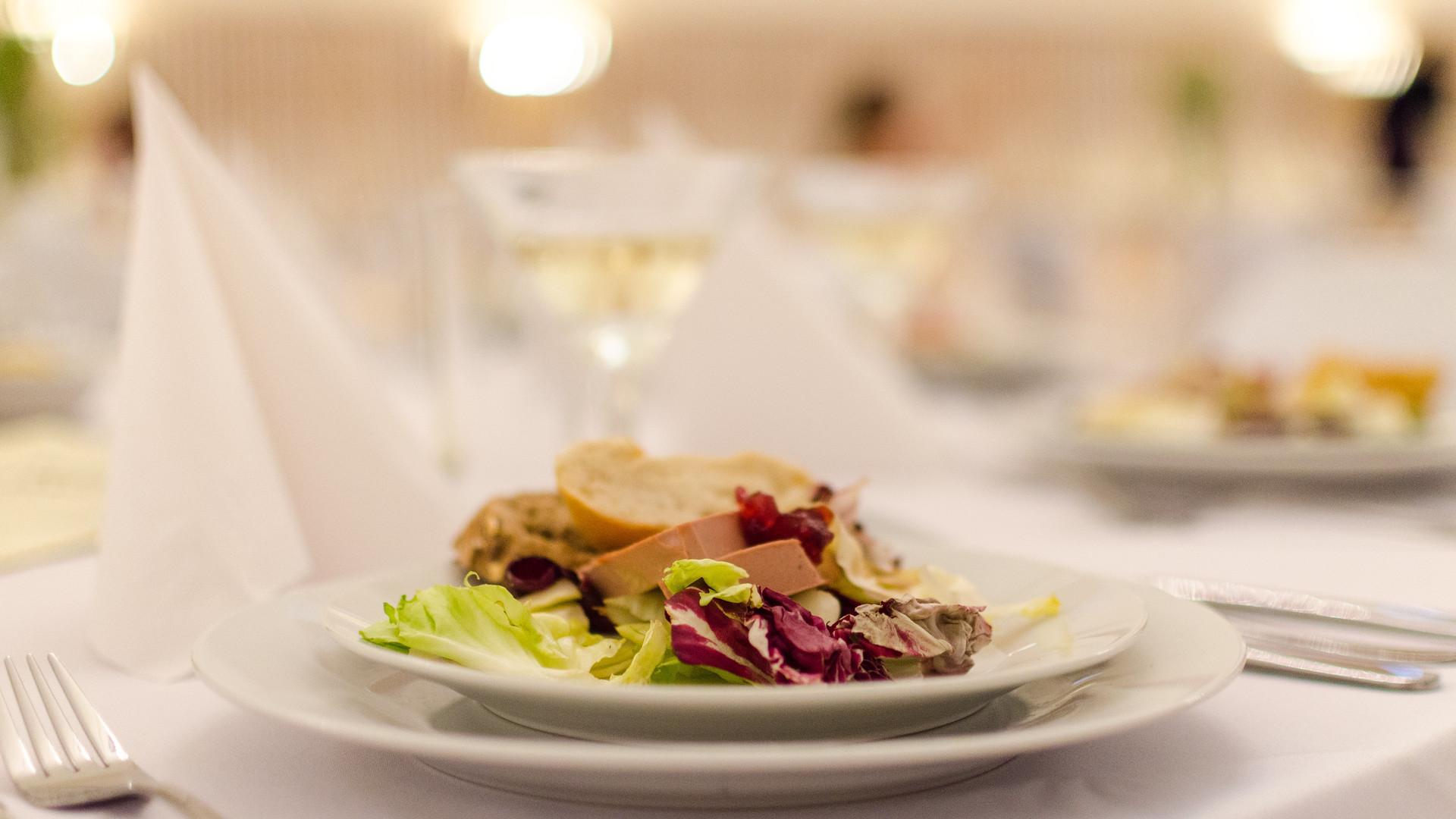 portata catering ristorante