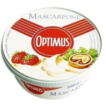 MASCARPONE 500 GR OPTIMUS