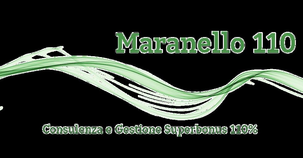 Logo Maranello 110 eco bonus