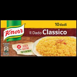 DADO KNORR CONFEZIONE DA 10