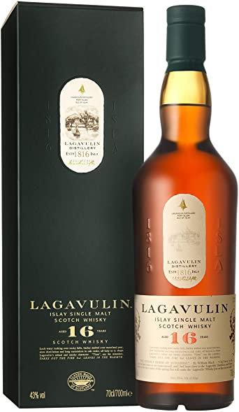 LAGAVULIN SCOTCH WHISKEY 1 LIT