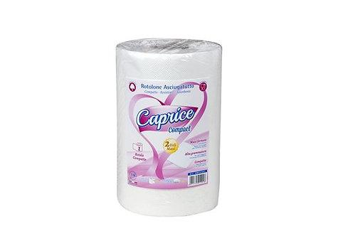 CARTA ROTOLO ASCIUCATUTTO CAPRICE COMPACT 2 VELI