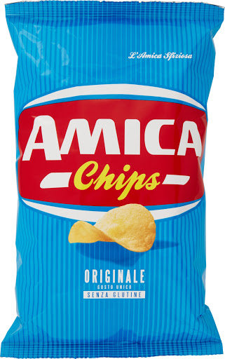 PATATINE AMICA CHIPS 50 g