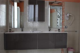 bagno albergo