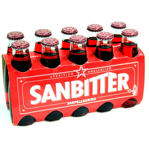 SANBITTER ROSSO CLUSTER X 10