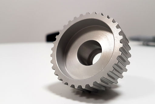 prototipo alluminio