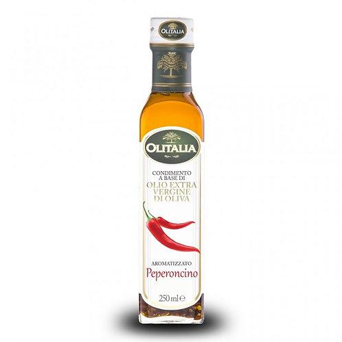 olio al peperoncino olitalia 250ml