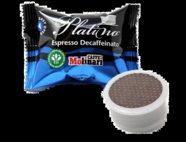 Capsule  Caffè Molinari Decafeinato (confezione da 100pz.)