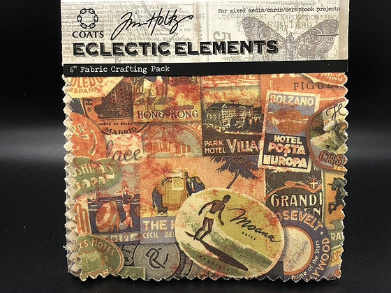 Fabric Eclectic Elements by Time Holtz
