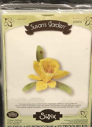 Daffodil Flower Die Set