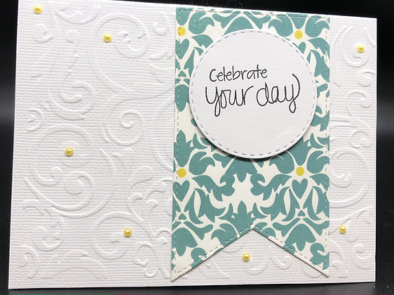 Celebrate Your Day Card Kit