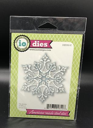 Large Snowflake Die
