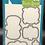 Thumbnail: Flirty Frames Die and Stamp Set